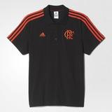 Camisa Vermelha Polo Flamengo Adidas no Mercado Livre Brasil 12828e0d1ec85