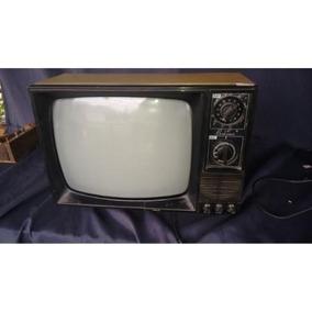 Tv Televisor 14 Broksonic T 255 Biv Funcionando.antiga Retro
