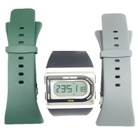 Relógio Mormaii Acquarela Troca Pulseiras Fzg 8w - Relógios De Pulso ... 51ac00804a