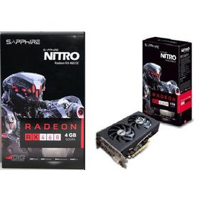 Tarjeta De Video Sapphire Radeon Rx 460 Nitro 4gb Gamer