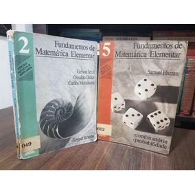 Ime Ita Fundamentos De Matemática Elementar 2 E 5