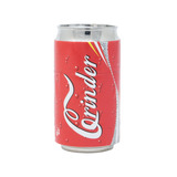 Grinder Triturador Pequeño Lata Coca Cola Trillador Metalico