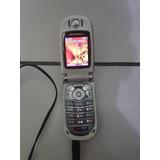 Celular Usado Antigo Simples Motorola V600 Gsm Desbloqueado