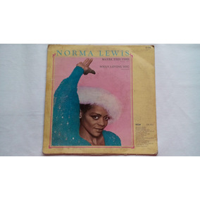 Compacto - Norma Lewis - Maybe This Time - 1984
