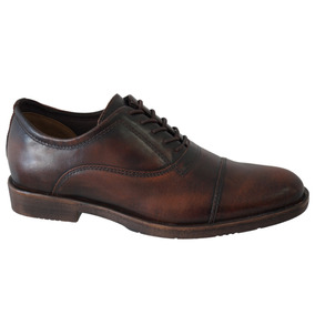 Sapato Masculino West Coast Noruega 114206 - Café