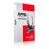 Kit Transmision Riffel Honda Cg Titan 150 16-43 428 H