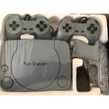 Consola Videojuegos Integrados Fun Station