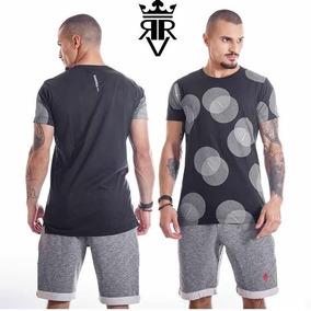 Camiseta Long Silk Riviera
