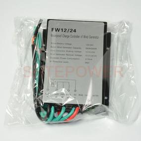 Controlador De Carga Eólico 100 A 600 W 12/24vauto P. E