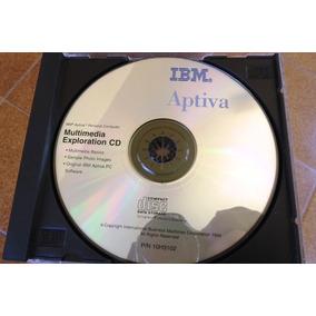 Ibm Aptiva Multimedia Exploration Cd (midia Digital/download