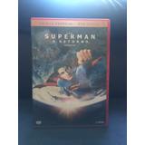 Superman , O Retorno - Ed, Especial - Dvd Original