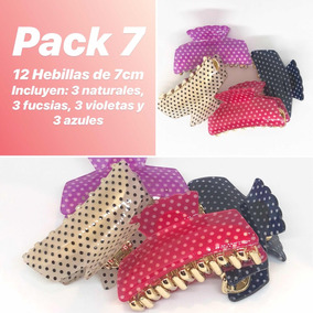 Broches Para El Pelo Por Mayor - Accesorios de Moda en Mercado Libre ... 63752f1f56ca