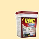 Tinta Emborrachada Impermeabilizante Tecryl Palha 4kg