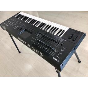 Yamaha Motif Xf6 , Muito Bem Conservado