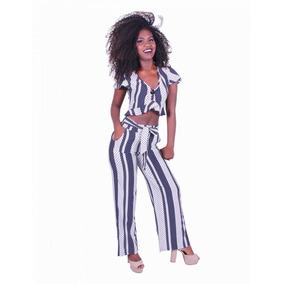 Conjunto Feminino Ellabelle Eb-10344 - Asya Fashion