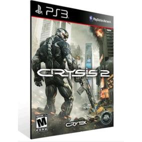Crysis 2 Ps3 Psn Digital Envio Na Hora