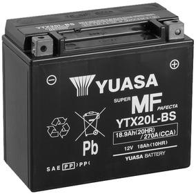 Batería Yuasa Ytx20l-bs Guzzi 1064 California Classic, Vint.
