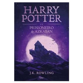 Livro - Harry Potter E O Prisioneiro De Azkaban Novo Lacrado