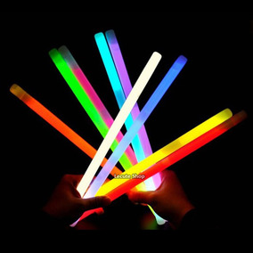 24 Barras Luminosas De 30 Cm Neon Cyalume Varios Colores