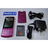 Celular Nokia Vintage ( Libre ) Chips 3g Y 4g (aluminio)