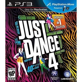 Just Dance 4 - Ps3 Mídia Física