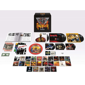 Nazareth - Loud & Proud! The Boxset (lps Cds Singles Book)