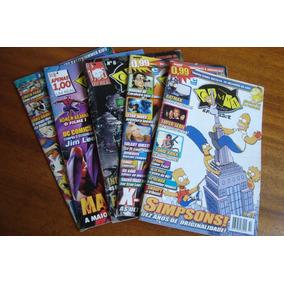 Revista Comix Book Shop Magazine / A Escolher