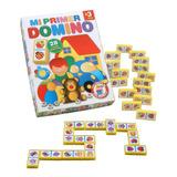 Mi Primer Domino Ruibal Fichas Plasticas Mundo Manias
