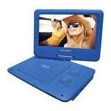 Sylvania Sdvd9020b-blue Blue Portable Dvd Player 9 Screen 5