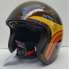 Casco Abierto Ls2 Of599 Spitfire Sunrise Rider One