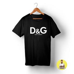 1d59ab86539e2 Duas Camisetas Dolce E Gabbana D g