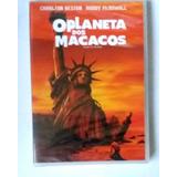 Dvd O Planeta Dos Macacos Charlton Heston Lacrado