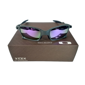 50be806bf Juliete Lente Roxa De Sol Oakley - Óculos no Mercado Livre Brasil