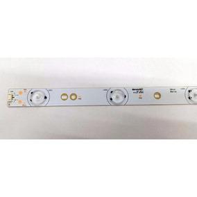 Kit 2 Barra Led Sharp Tv Toshiba E227009c Ws V3.0 Pitch 87mm