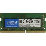 Memoria 4gb Ddr4 2400 Sodimm Crucial Ct4g4sfs824a Laptop