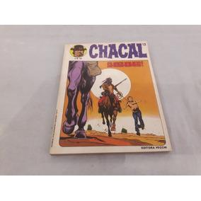 Gibi Chacal Nº 13 - Editora Vecchi - Julho 1981