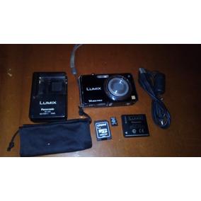 Cámara Fotográfica Panasonic Dmc Fh3 Óptimo Estado