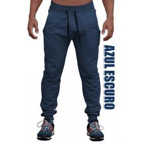 Calça Masculina - Calças Masculino Azul escuro no Mercado Livre Brasil 44b4ec6f7c9