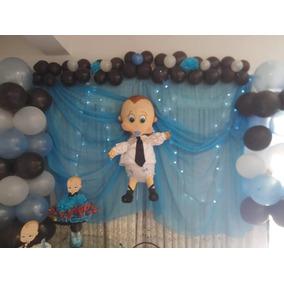 Piñata Del Bebe Jefe En Pañales