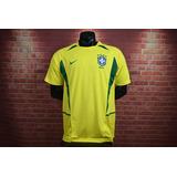 Camisa Da Seleção Brasileira 2002 - Camisa Brasil Masculina no ... dec4e28b807ea