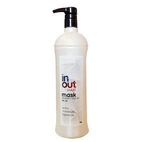 Mask In Out Hair Absolut Repair 1kg