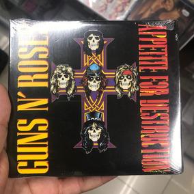 Guns N Roses - Appetite For Destruction Deluxe (2cd) Lacrado