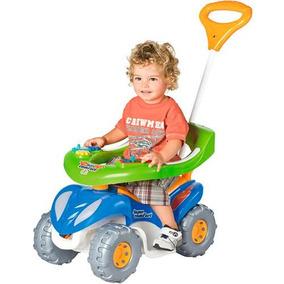 Carro Passeio Infantil Com Buzina Earo De Proteção 942