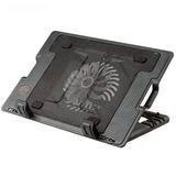Base Ventilador Soporte Para Notebook Ergostand Hasta 17