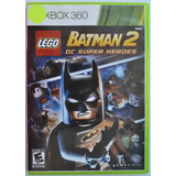 Lego Batman 2 Xbox 360 Play Magic