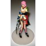Lightning Riding Odin Final Fantasy Nuevo Base Fisurada