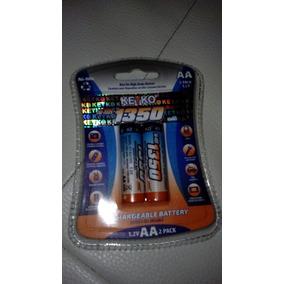 Pila Bateria Recargables Aa Keyko 1350 Mah. 1.2v