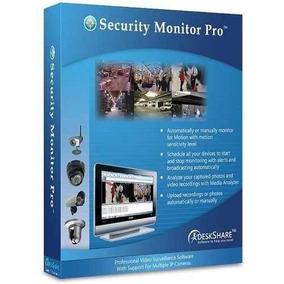 Security Monitor Pro 5.46 - (câmeras Ip) Computador