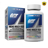 Multivitaminico Mens Multi Test Gat Sport Vitaminas Hombre