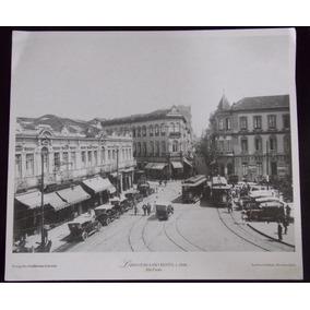 Foto Cartão Arredores São Bento São Paulo Antiga 1920